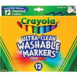 Bulk Crayola Classic Washable Markers