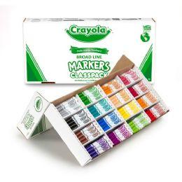 Bulk Crayola Classpack Markers