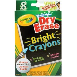 120 Bulk Crayola Dry Erase Crayon