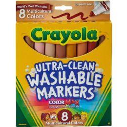 120 Bulk Crayola Multicultural Marker