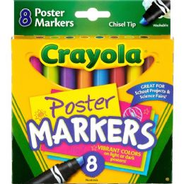 120 Bulk Crayola Poster Marker