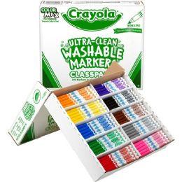 Bulk Crayola Thin Line Marker