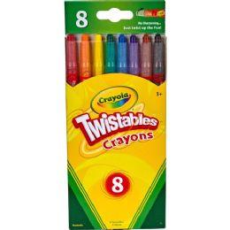 144 Bulk Crayola Twistable Crayola Crayon