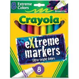 120 Bulk Crayola Ultra Bright Extreme Marker