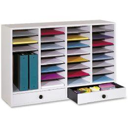 Bulk Safco 32 Compartments Adjustable Literature Organizer