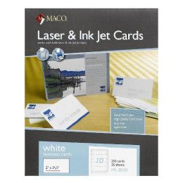 35 Bulk Maco Business Card