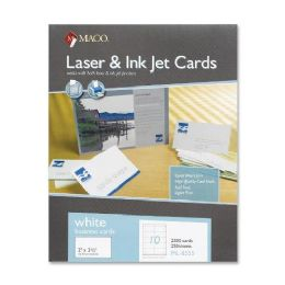 6 Bulk Maco Business Card
