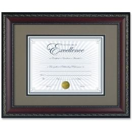 52 Bulk Dax Dbl Bev. Mat World Class Document Frame