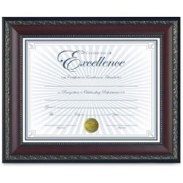 Bulk Dax Gold Accent World Class Document Frame