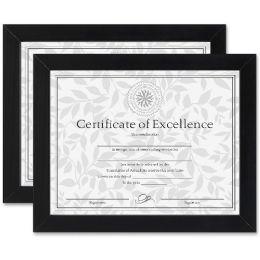 Bulk Dax Linen Insert Certificate Mahogany Frame