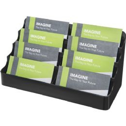 Bulk DeflecT-O 8 Compartment Business Card Holder