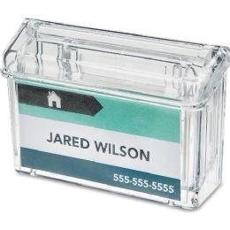 8 Bulk DeflecT-O GraB-A-Card Outdoor Business Card Holder
