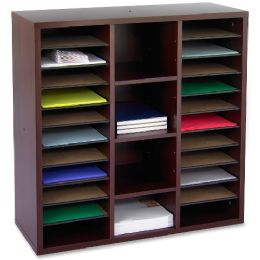 5 Bulk Safco Aprs Modular Storage Literature Organizer