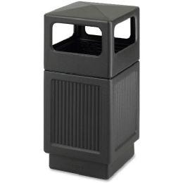 Bulk Safco Canmeleon 38-Gallon Waste Receptable
