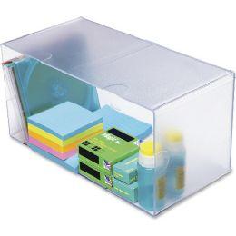 Bulk DeflecT-O Stackable DoublE-Cube Organizer