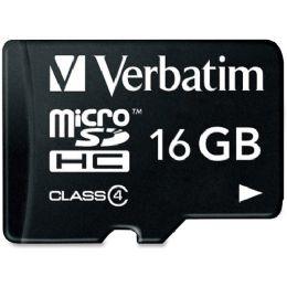 48 Bulk Verbatim 97180 16 Gb Microsd High Capacity (microsdhc)