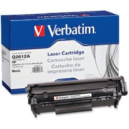 Bulk Verbatim Hp Q2612a Compatible Toner Cartridge