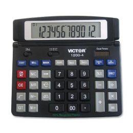 Bulk Victor 12004 Desktop Calculator