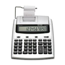 9 Bulk Victor 12103a Printing Calculator
