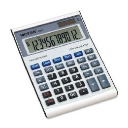 22 Bulk Victor 6500 Loan Wizard Desktop Calculator
