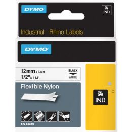 Bulk Dymo Rhino Rhinopro Flexible Wire And Cable Label Tape