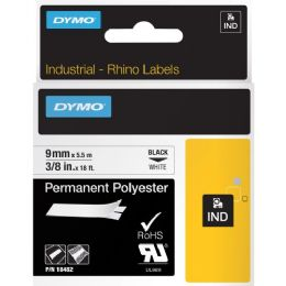 Bulk Dymo Rhinopro 5000 Permanent Wire And Cable Label Tape
