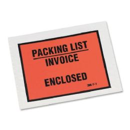 Bulk 3m Packing List/invoice Enclosed Envelope