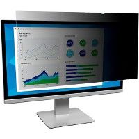 "Bulk 3m™ Privacy Filter For 19.5"" Widescreen Monitor"