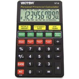 18 Bulk Victor V14 Personal Financial Calculator