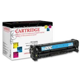 5 Bulk West Point Products Cyan Toner Ctg; 2800 Pgs