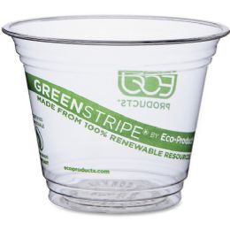 Bulk EcO-Products Greenstripe Cold Cups