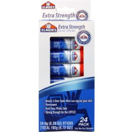 60 Bulk Elmer's Extra Strength Permanent Glue Stick