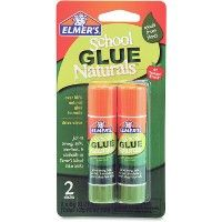 432 Bulk Elmer's Naturals School Glue Sticks