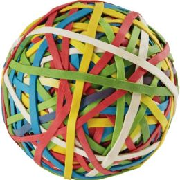 Bulk Acco Rubber Band Ball