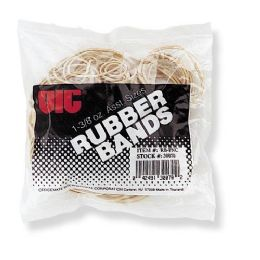 Bulk Oic Assorted Size Rubber Band