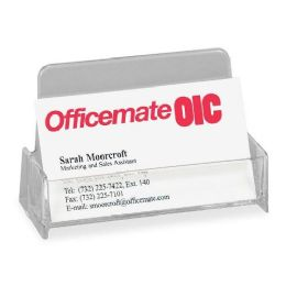 Bulk Oic Broad Base Business Card Holder
