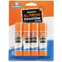 288 Bulk Elmer's Washable All Purpose School Glue Sticks