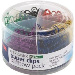 Bulk Oic Coated Paper Clips