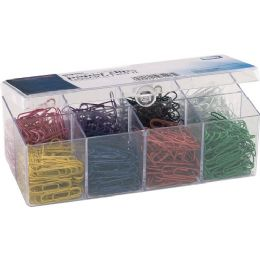 Bulk Oic PvC-Free ColoR-Coated Paper Clips