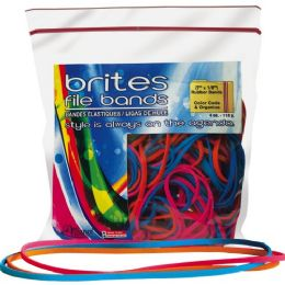 Bulk Alliance Rubber Brites! PiC-Pac Rubber Bands