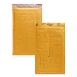 63 Bulk Alliance Rubber Naturewise Cushioned Mailer