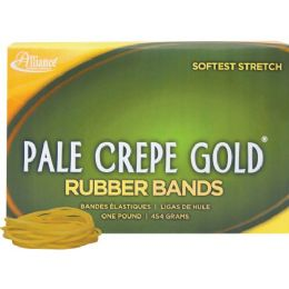 Bulk Alliance Rubber Pale Crepe Gold Rubber Band