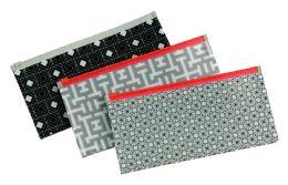 8 Bulk Zip Envelope, ChecK-Size, Assorted