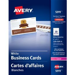 Bulk Avery Business Card