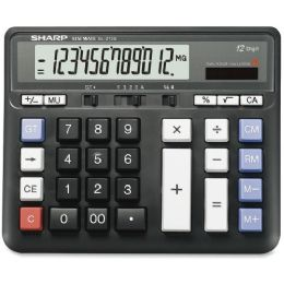 50 Bulk Sharp El2135 Desktop Calculator