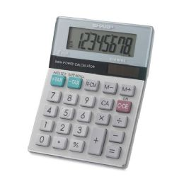 220 Bulk Sharp El310tb Mini Desktop Display Calculator