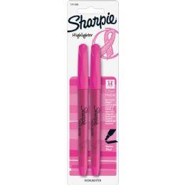 Bulk Sharpie Accent Highlighter - Pocket Pink Ribbon