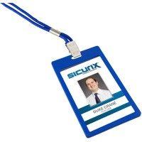 Bulk Sicurix Badge Holder - Vertical