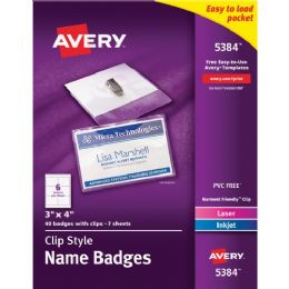 Bulk Avery Media Holder Kit