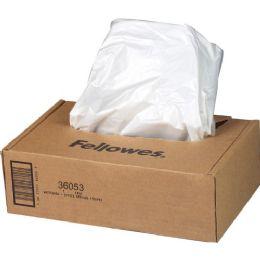 Bulk Fellowes Powershred Waste Bags For 99ms / 90s / 99ci / HS-440 Shredder